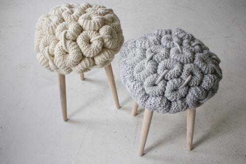 fun-knitted-stool-cushions-claire-anne-o'brien-2