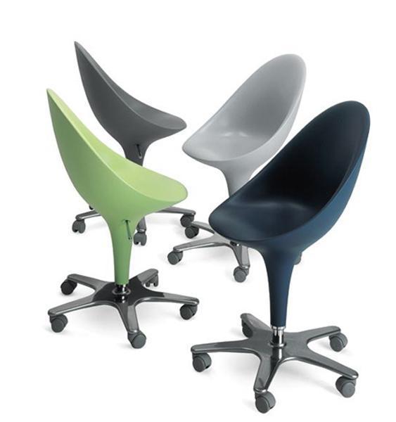 Magis Bombo Chair ON WHEEL_3
