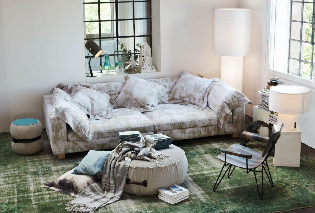 Nebula nine sofa by diesel x moroso comfortable mood oikos blog - Divano diesel moroso ...