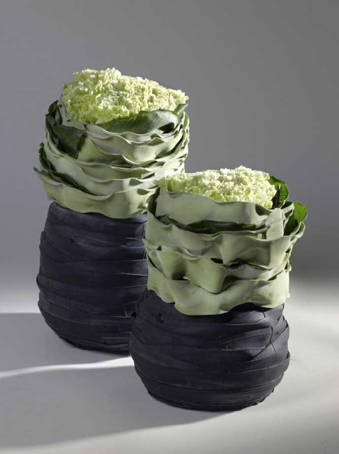 Recycled Band Vases By Serax Oikos Blog