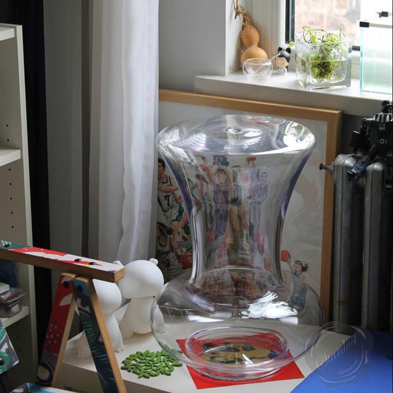 La Boheme Stool By Philippe Starck Like A Precious Vase
